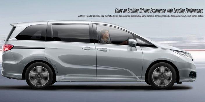Promo Mobil Honda Odyssey Cianjur 2017