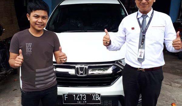 Foto Serah Terima Mobil Honda Cianjur 2018
